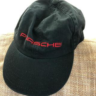 ポルシェ(Porsche)のポルシェ帽子(ノベルティグッズ)