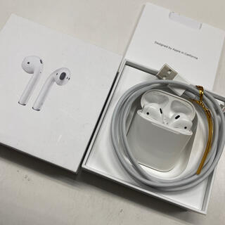Apple - Apple AirPods 第2世代 中古