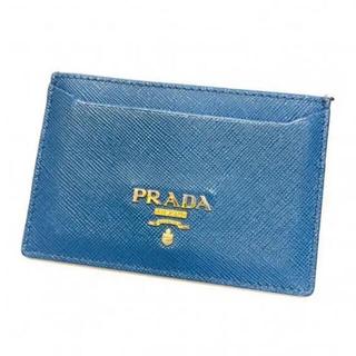 プラダ(PRADA)の【土日限定セール中】プラダ 1M0208 サフィアーノ カードケース(名刺入れ/定期入れ)