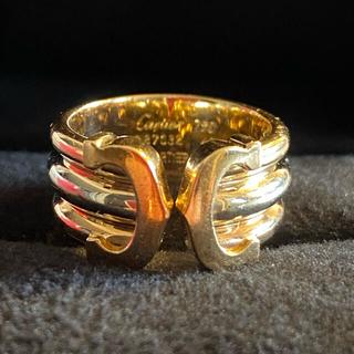 カルティエ(Cartier)のカルティエ C2 リング PG WG YG(リング(指輪))
