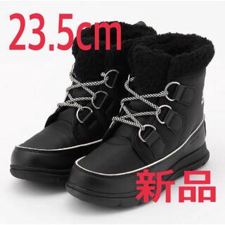 ソレル(SOREL)のソレル SOREL スノーブーツ エクスプローラーカーニバル 新品 23.5cm(ブーツ)