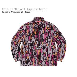 Supreme - supreme polartec half zip pullover Mサイズ