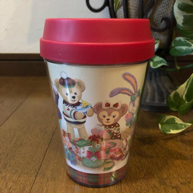 Disney(ディズニー)の新品未使用 ディズニーシー ダッフィー タンブラー エンタメ/ホビーのおもちゃ/ぬいぐるみ(キャラクターグッズ)の商品写真