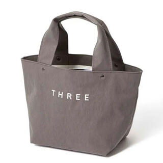 スリー(THREE)のthreeトートバッグ three(トートバッグ)