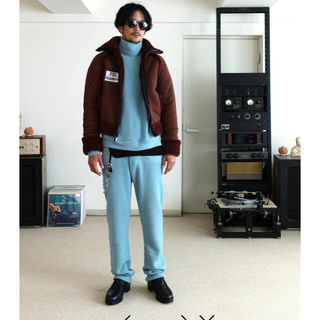 SUNSEA - 【早い者勝ち】 SUNSEA Retro-Y Monster Blouson