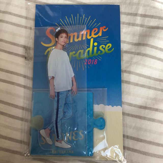 Johnny's(ジャニーズ)の田中樹 サマパラ アクリルスタンド  エンタメ/ホビーのタレントグッズ(アイドルグッズ)の商品写真