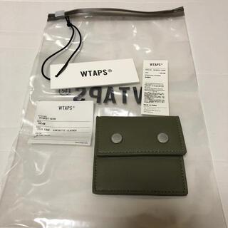 ダブルタップス(W)taps)の20ss WTAPS COIN CASE SYNTHETIC LEATHER(コインケース/小銭入れ)