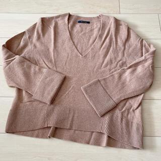 MACPHEE - tomorrowland MACPHEE カシミア混セーター