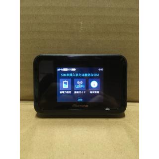 NTTdocomo - Docomo HW-01H WiFiルーター SIMロック解除済 即購入可能