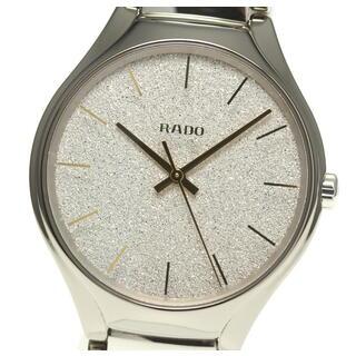 ラドー(RADO)の☆極美品 ラドー トゥルー 1001本限定 R27057092 メンズ 【中古】(腕時計(アナログ))