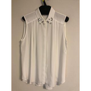 アナイ(ANAYI)のアナイ ビジュウシャツ(シャツ/ブラウス(半袖/袖なし))