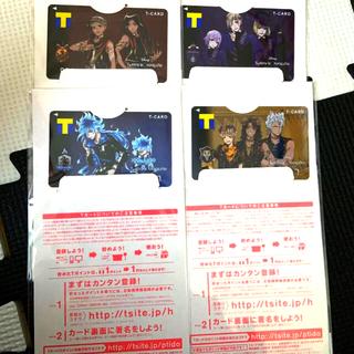 Disney - 新品✨ツイステ Tカード 4種類セット ✨