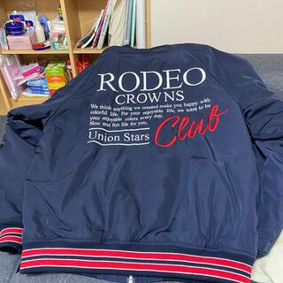 RODEO CROWNS WIDE BOWL - ロデオ クラウンズ  ALL STAR BIG ブルゾン コート
