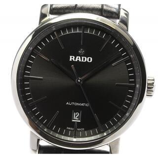 ラドー(RADO)の☆極美品 ラドー ダイアマスター メンズ 【中古】(腕時計(アナログ))