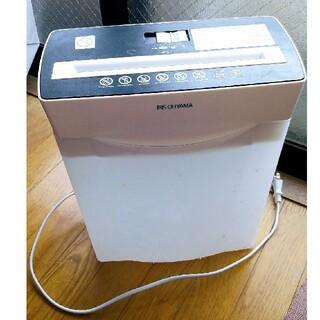 アイリスオーヤマ - アイリスオーヤマ 電動シュレッダー