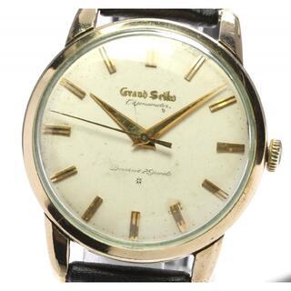 セイコー(SEIKO)のセイコー グランドセイコー アンティーク  手巻き メンズ 【中古】(腕時計(アナログ))