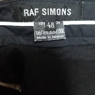 ラフシモンズ(RAF SIMONS)のRAF SIMONSスラックスサイズ48(スラックス)