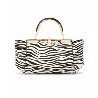L'Appartement DEUXIEME CLASSE - 未使用タグ付き、ZANCHETTI Zebra 3way Bag(M)
