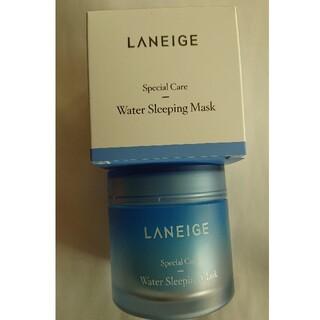 ラネージュ(LANEIGE)のLANEIGE Water sleeping mask (フェイスクリーム)