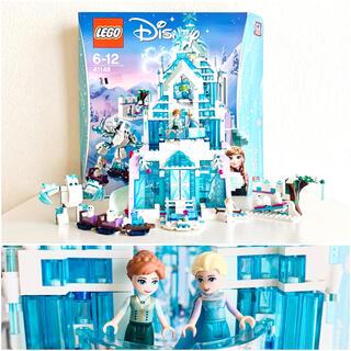 レゴ(Lego)のLEGO (レゴ) アナ雪 ディズニープリンセス アイスキャッスル・ファンタジー(積み木/ブロック)
