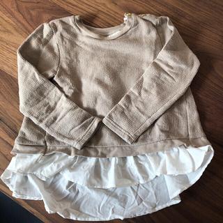 petit main - プティマイン 長Tシャツ