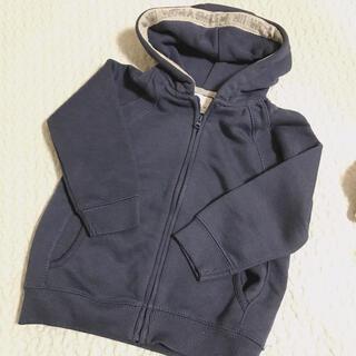 ザラキッズ(ZARA KIDS)の新品未使用☆ZARAKIDS☆パーカー☆(Tシャツ/カットソー)