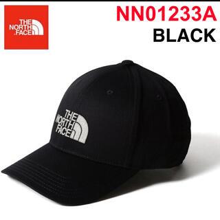 THE NORTH FACE - ノースフェイス ロゴ キャップ  帽子NN01233A ブラック 新品