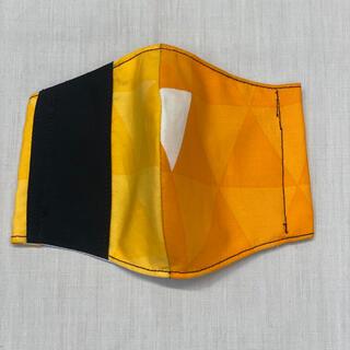 ハンドメイド キッズ 立体インナーマスク(外出用品)