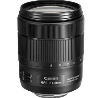 Canon - 新品同様 EF-S 18-135mm F3.5-5.6 IS USM