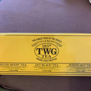 大人気!TWG紅茶!