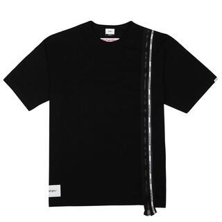 ダブルタップス(W)taps)のWTAPS BIZZ / SS / COTTON.RICHARDSON L(Tシャツ/カットソー(半袖/袖なし))