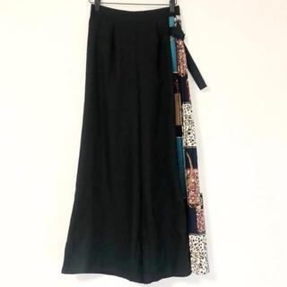 ZARA - サイドプリーツ&スカーフが可愛い(๑˃̵ᴗ˂̵)✨‼️シワになりにくい❤️