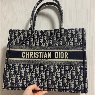 Christian Dior - 【お値下げ可能】ブックトート