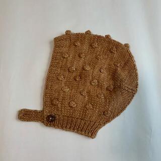 Bonpoint - misha and puff ポップコーンニット帽