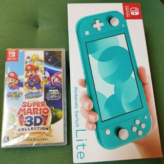 Nintendo Switch - 【新品未開封】Nintendo Switch Lite 本体 & ソフト1本