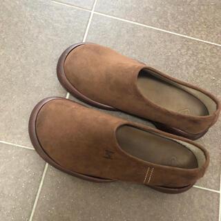 リゲッタカヌー 靴 茶色
