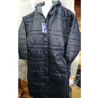 ミズノ(MIZUNO)のMIZUNO ベンチコート(中綿)3Lサイズ(ナイロンジャケット)