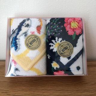 FEILER - ANA 機内販売 フェイラー  コラボハンカチ 【新品】