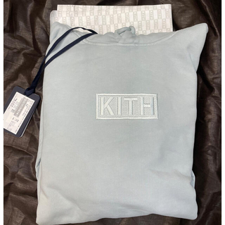 KITH Monday program hoodie  CHALK M(パーカー)