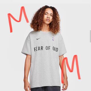 NIKE - NIKE Fear of God ウォームアップ Tシャツ M