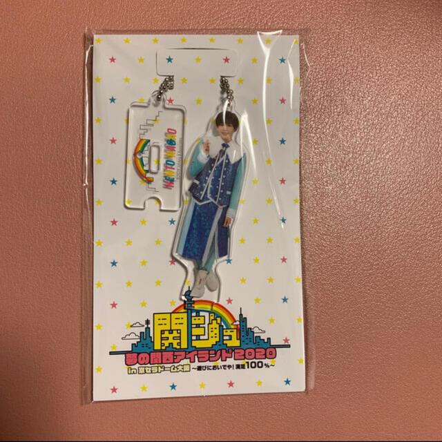 ジャニーズJr.(ジャニーズジュニア)のなにわ男子 長尾謙杜 アクスタ エンタメ/ホビーのタレントグッズ(アイドルグッズ)の商品写真