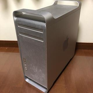 アップル(Apple)のMacPro 2012  メモリ56GB/PCIe SSD/RX580/BD(デスクトップ型PC)