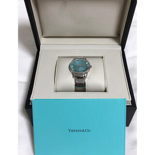 Tiffany & Co. - 週末セール メンズ時計 新品同様 参考上代357,500円 クリスマスプレゼント