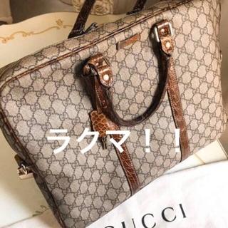 Gucci - 正規GUCCIビジネスバッグ