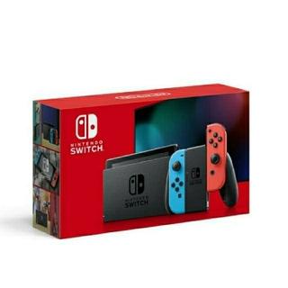 Nintendo Switch - 新品 Nintendo Switch ニンテンドースイッチ ネオン 1台 任天堂