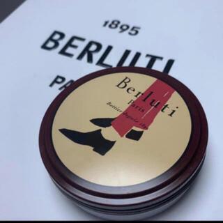 Berluti - 新品 ベルルッティ クリーム 無色
