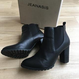 JEANASIS - JEANASIS ジーナシス サイドゴア ブーツ