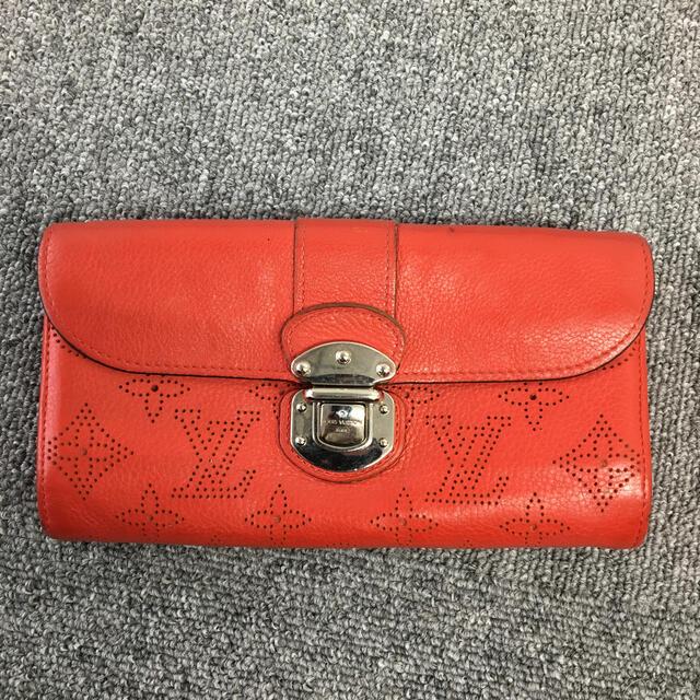 LOUIS VUITTON(ルイヴィトン)のルイビィトン 長財布 レディースのファッション小物(財布)の商品写真