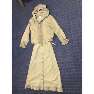 カネコイサオ(KANEKO ISAO)の梅ちゃん様専用 ジャケットのみ。美品 カネコイサオ 上下セット (セット/コーデ)