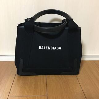 Balenciaga - バレンシアガ キャンバストート ブラック Sサイズ